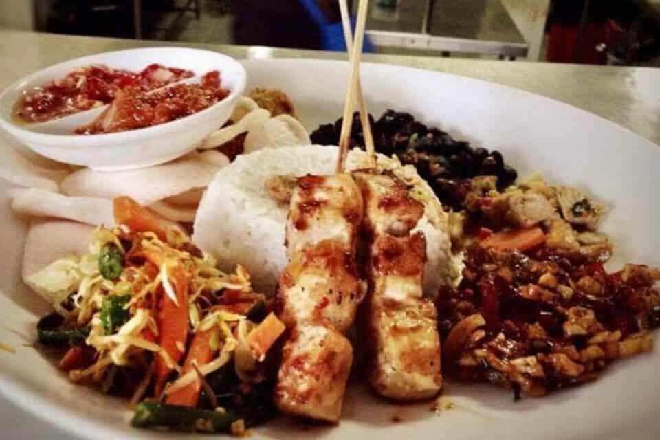 nusa dua restaurants | nusa dua beach grill |NASI CAMPUR